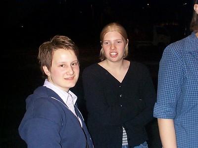 Rachel & Kristen