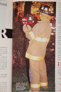 Fire Rescue Magazine - May 2001