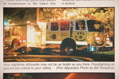 Fire Apparatus Magazine - Mar-Apr 2001