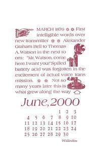 June, 2000, Widdershins
