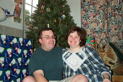 First Christmas Together December 2000