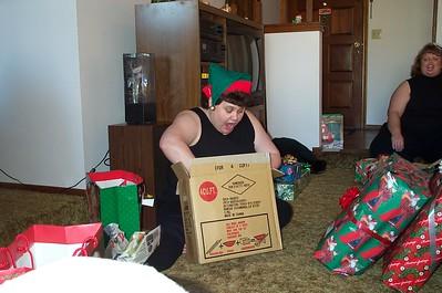 Aunt Kathy - December 2000