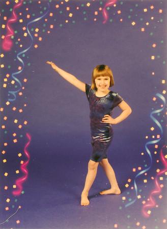 2000 Katie Gymnastics