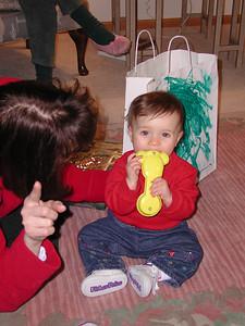 2002 Jan - Birthday Party