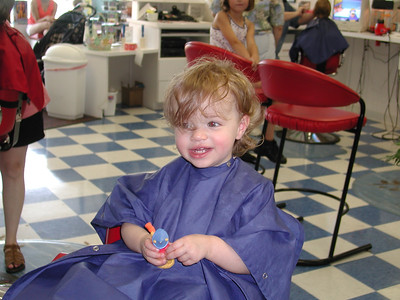2002 Oct - Haircut