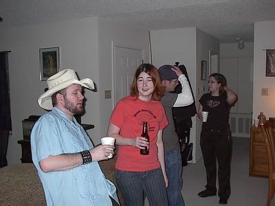 Les Zmolik Liz Osborn Evan Emel Christi Hinton 2004