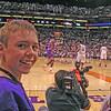Courtside seats at the Phoenix Suns