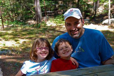 Camping Trip, July 2007