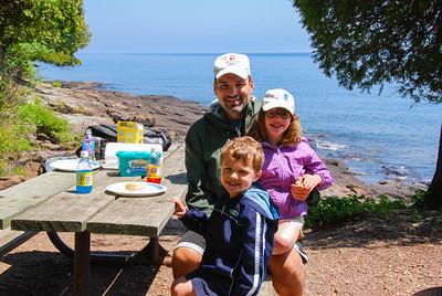 Camping Trip, June 2007