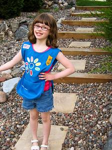 Daisy Graduation Party, May 2007