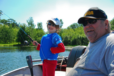 Fishing Trip, June 2007