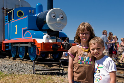 2008 Aug - Day Out With Thomas
