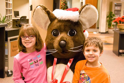 2008 Dec - Children's Holiday Party