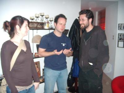 Liz, Ben, Jeff