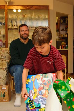 Early Christmas at Grandma's