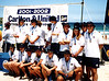 2002-01 Sydney - Victorian Team poses for photo 2