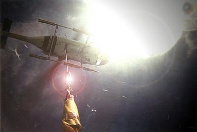 Dec 2001 Bronze Camp - Chopper Rescues