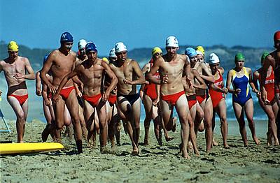 Dec 2001 Bronze Camp - Run Swim Run