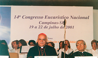 Mission to Brazil, 2001