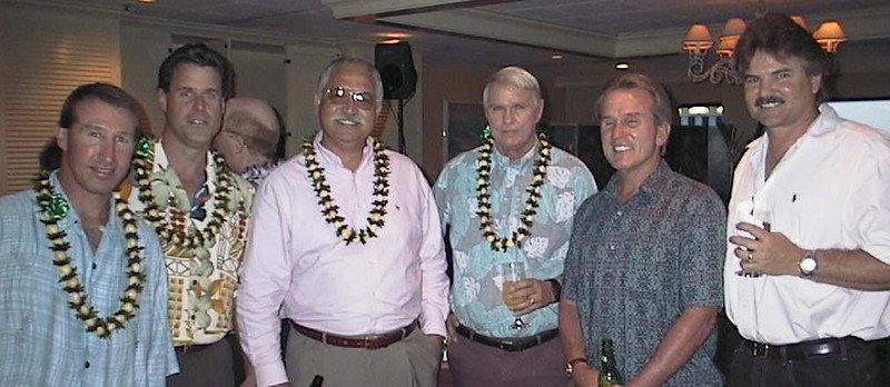 2001 Installation Banquet