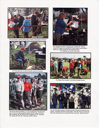 April 2001 Troop Talk - Volume 2, Issue 3