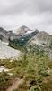 03 Black Peak from near Heather Pass