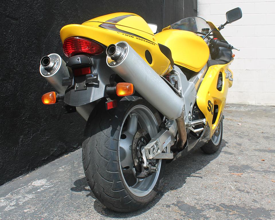2001 Suzuki Tl1000r  U2013 Iconic Motorbike Auctions