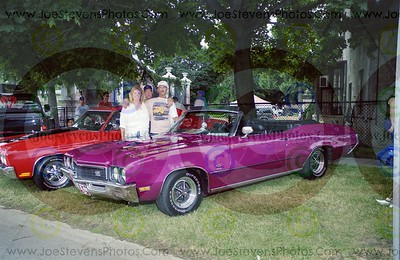 2001 Woodward Dream Cruise Photos - 1972 Buick Skylark G/S - Olko
