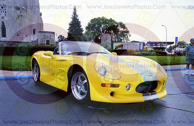 2001 Woodward Cruise - Shelby Series I - Roberts