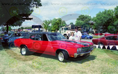 2001 Woodward Dream Cruise Photos - 1970 Chevelle SS - Grugel
