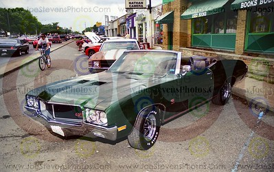 2001 Woodward Dream Cruise Photos - 1970 Buick GS - Windal