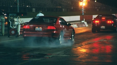 Breezer's burnout