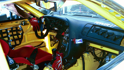 Inside the MK4 Supra