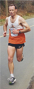 2001 Alberni 10K - Keith Wakelin