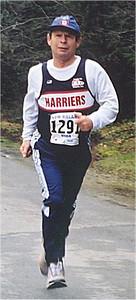 2001 Alberni 10K - Garfield Saunders