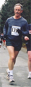 2001 Alberni 10K - Say Hey McKay's first series race in almost 20 years!