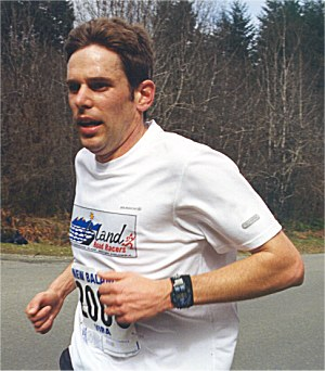2001 Alberni 10K - Rob Harmsworth