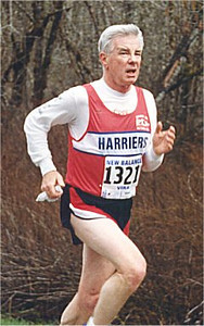 2001 Alberni 10K - Charlie Ireland