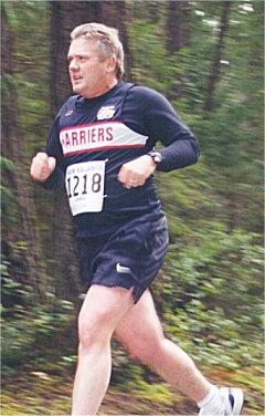 2001 Alberni 10K - Randy Jones