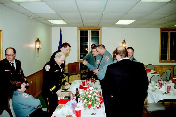 2001 Annual Banquet