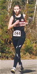 2001 Merville 15K - Katrina Blomkvist