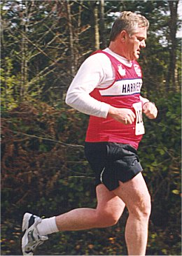 2001 Merville 15K - Randy Jones