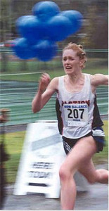 2001 Mill Bay 10K - Catherine Gill Just GIVIN' It!