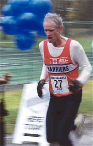 2001 Mill Bay 10K - Rob Grant