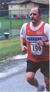 2001 Mill Bay 10K - Philip Tarrant