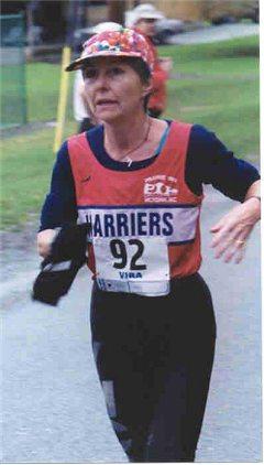 2001 Mill Bay 10K - Marcia Stromsmoe