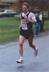 2001 Mill Bay 10K - Frontrunners Owner Rob Reid