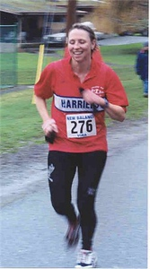 2001 Mill Bay 10K - Marilyn McCrimmon