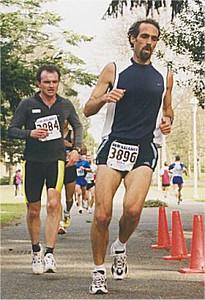 2001 UVic 5K - David DePasquale