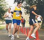 2001 UVic 5K - Dr. Roxi Reid